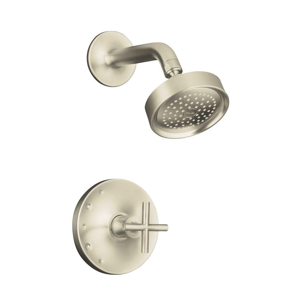 Kohler Purist Rough In Valve Kohler Purist Single Handle 1 Spray Shower Faucet Trim
