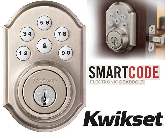 Kwikset Smartcode Delete Code New Kwikset 910 Z Wave Smartcode Electronic Deadbolt