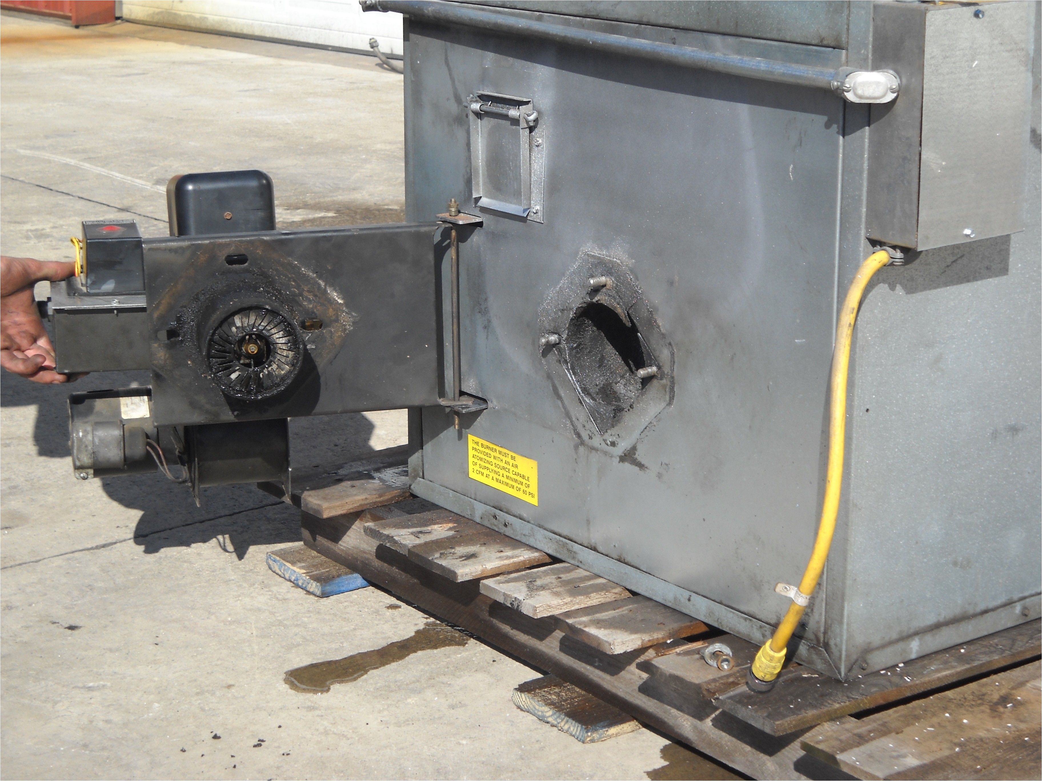 Lanair Waste Oil Heater Troubleshooting Adinaporter