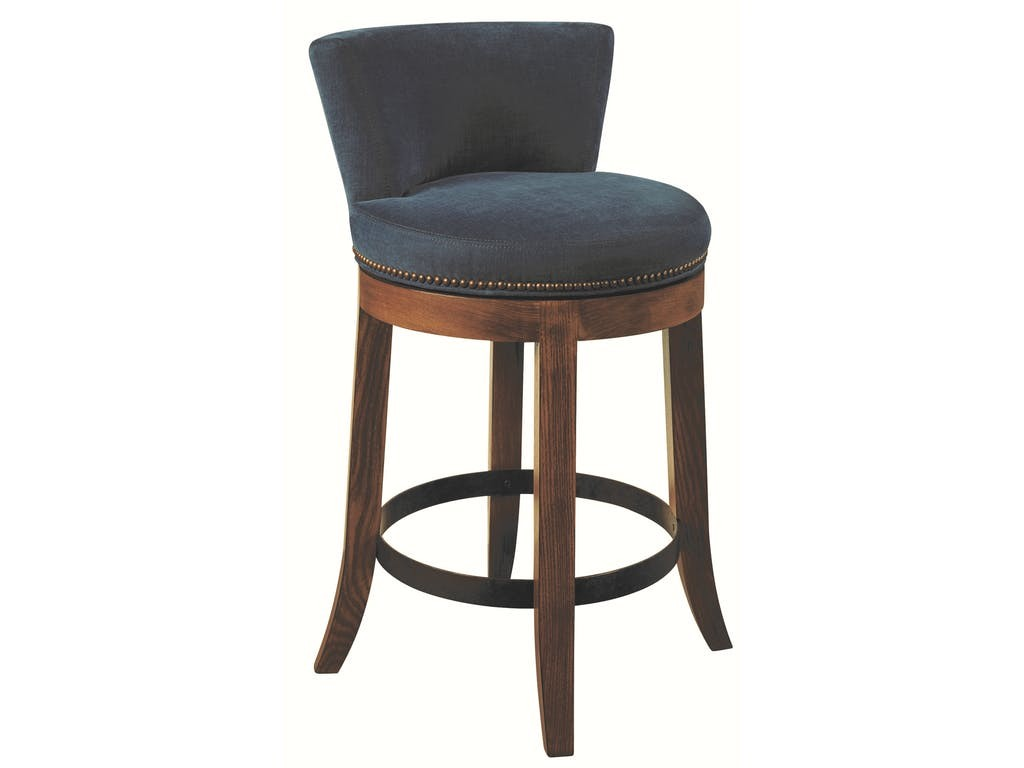 Lee Industries Swivel Bar Stools Lee Industries Bar and Game Room Swivel Counter Stool 5983