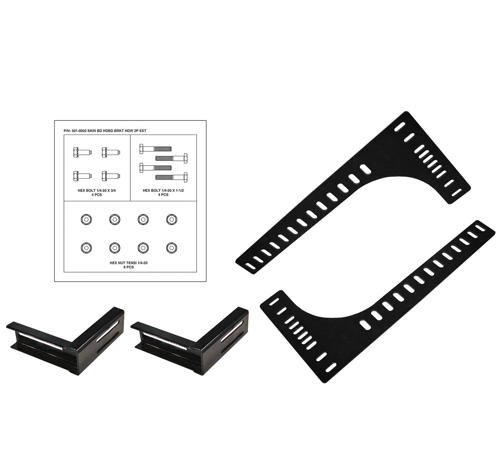 Leggett and Platt 100 Series Headboard Bracket 100 500 700 Series Headboard Bracket