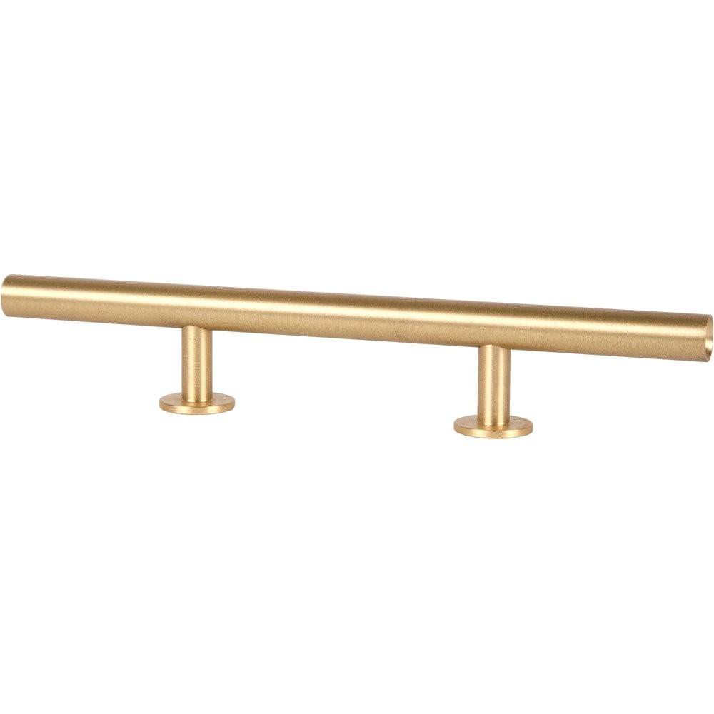Lewis Dolin Bar Pull Brushed Brass Cabinet Pulls Roselawnlutheran