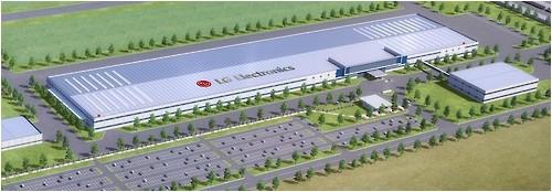 Lg Appliance Repair Clarksville Tn Lg to Build Washing Machine Plant In U S