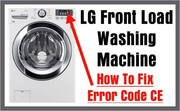 Sensational Lg Washing Machine Le Error Adinaporter Wiring Digital Resources Funapmognl