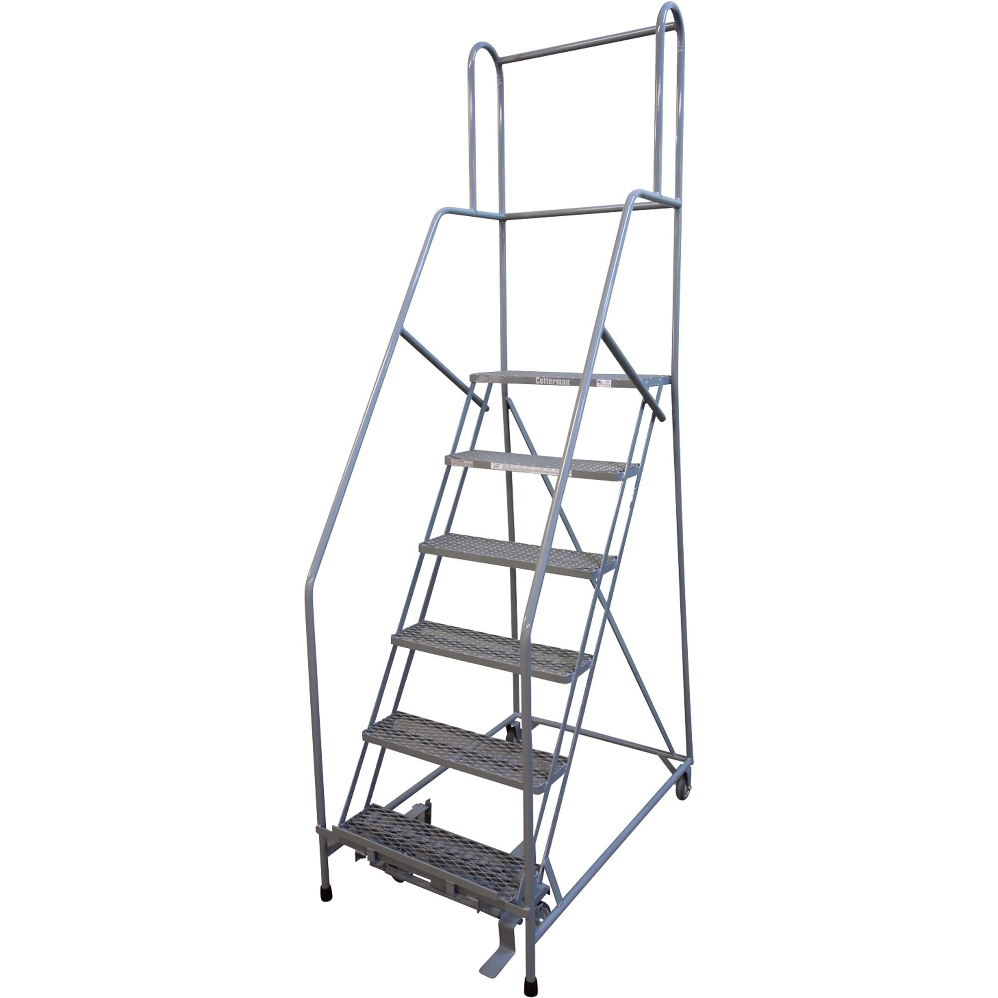 Library Ladder for Sale Craigslist Rolling Ladders Rolling Platform Ladders northern tool Equipment