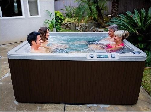 life smart hot tub