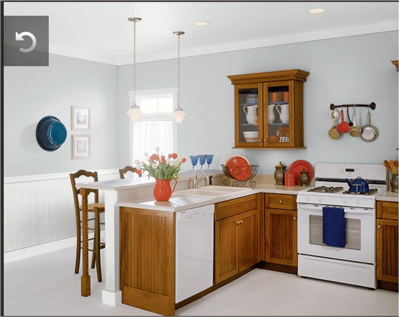kitchen behr evaporation n450 1 pale bluish gray
