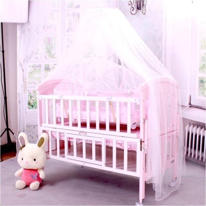 crib under loft bed idea