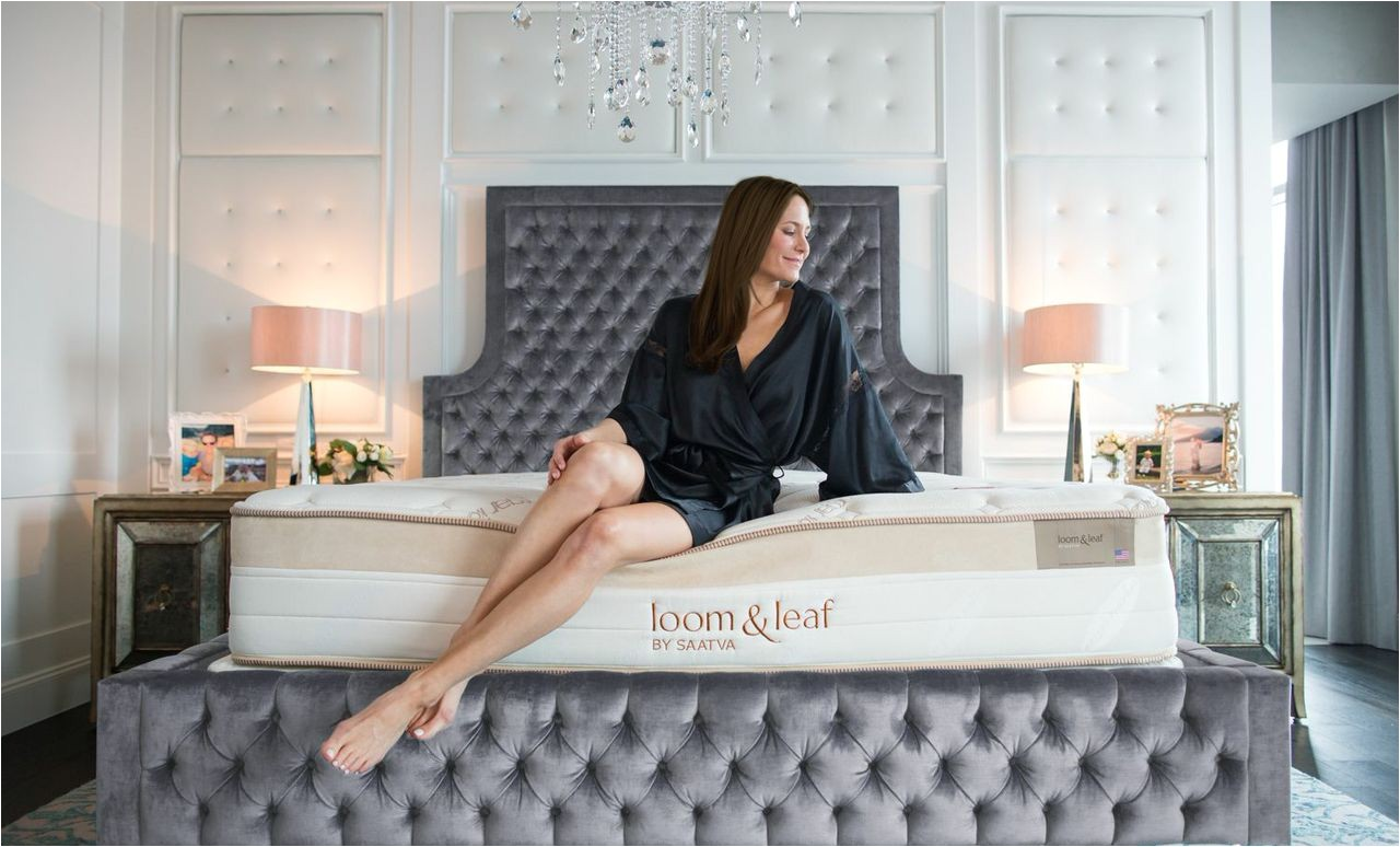 loom and leaf joins memory foam mattress industry