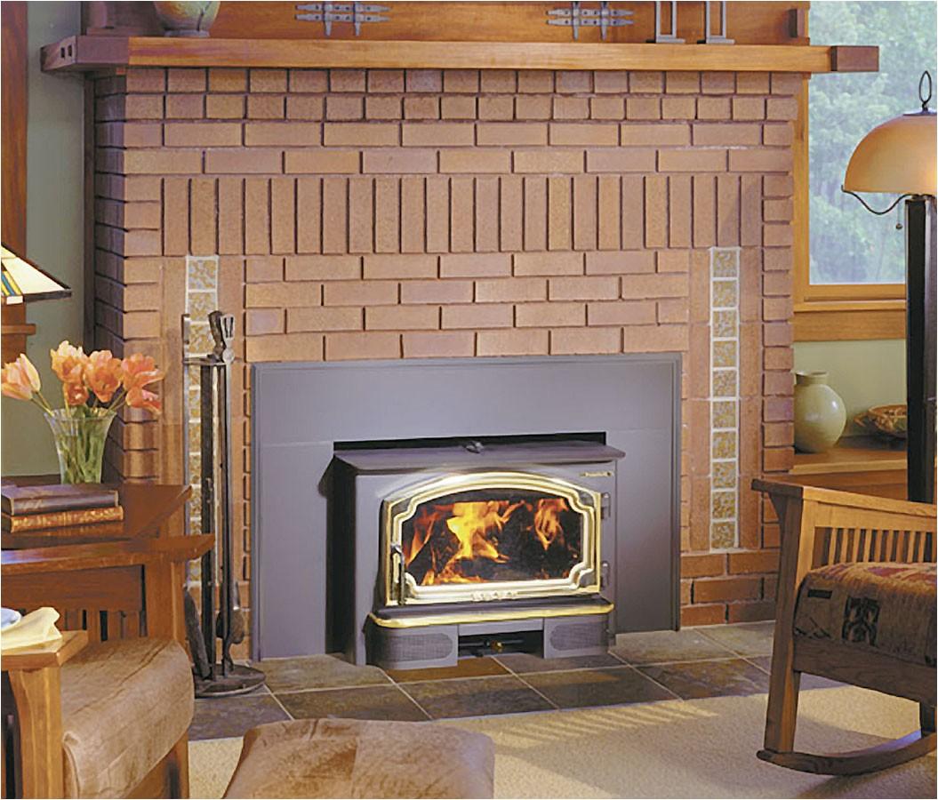 Lopi Answer Wood Stove Lopi Wood Burning Insert the Fireplace Professionals