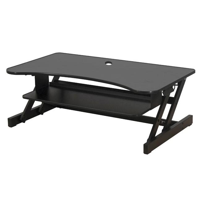 llr99759 deluxe adjustable desk riser