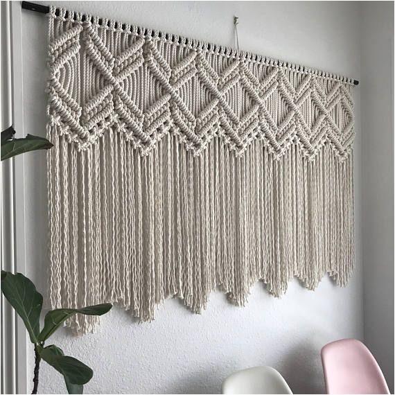 Macrame Wall Hanging Patterns Free | AdinaPorter