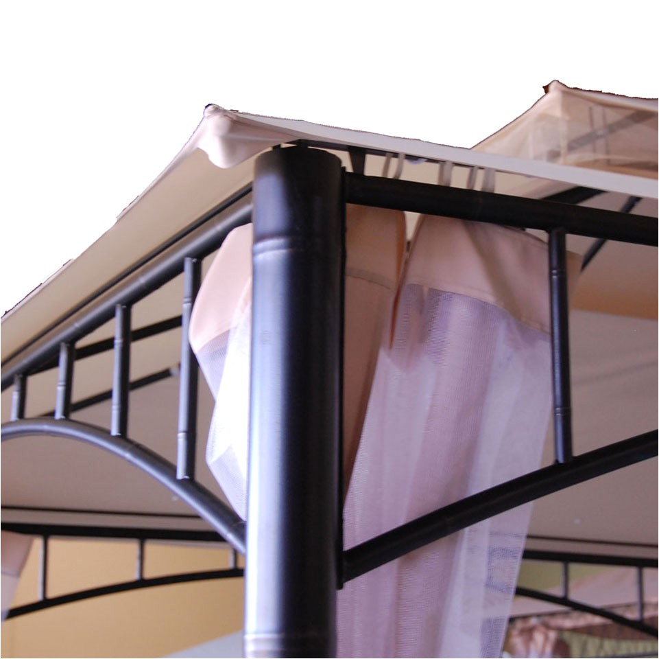 havana madaga gazebo replacement canopy riplock p 1410