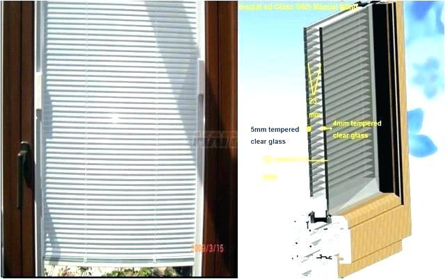 magnetic blinds for steel doors