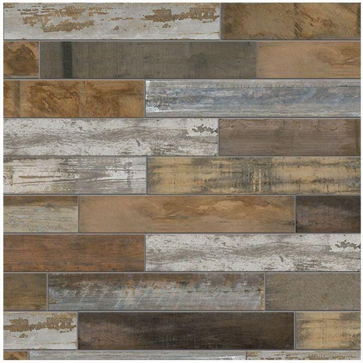 Marazzi Montagna Wood Vintage Chic 6 Montagna Wood Tile for Better Experiences Comit Group