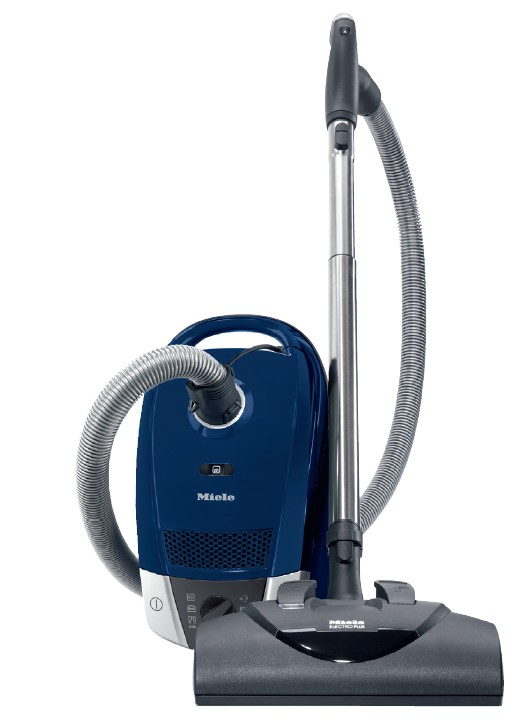miele compact c2 electro canister vacuum cleaner