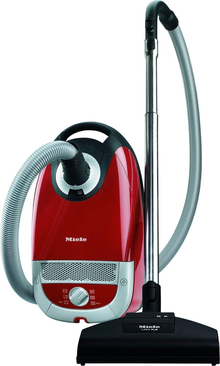 miele complete c2 cat dog powerline 1600 watts red cylinder amazon co uk kitchen home