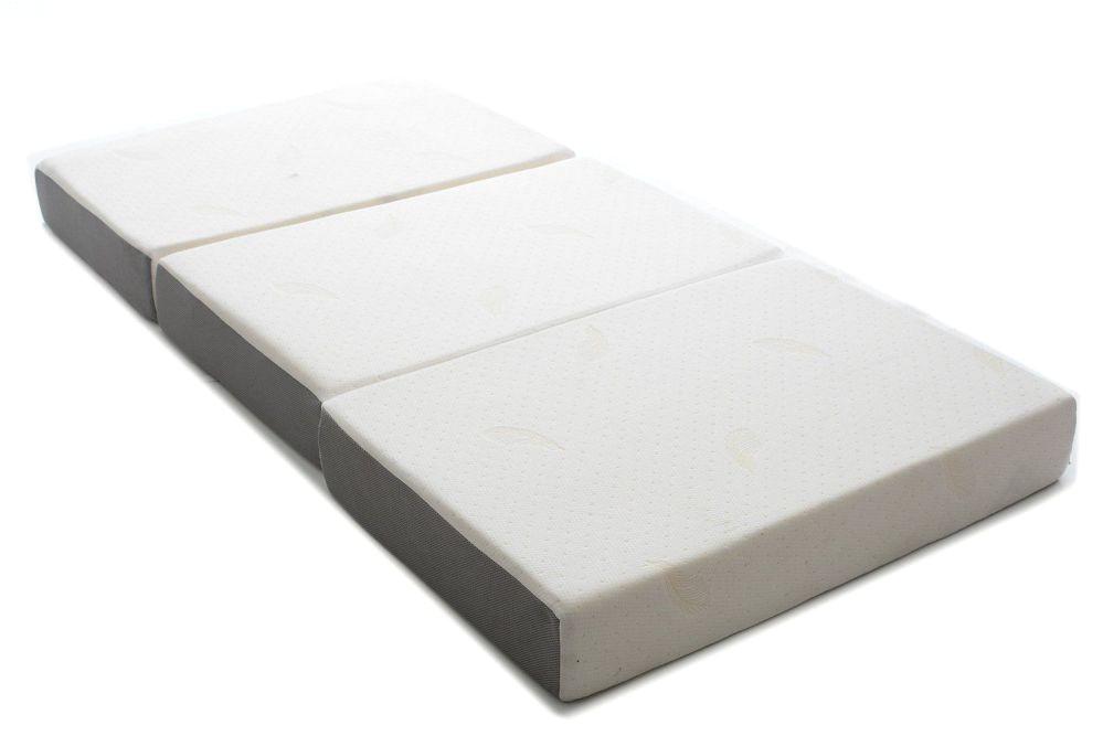 Milliard 6-inch Memory Foam Tri-fold Mattress Uk Milliard 6 Inch Memory Foam Tri Fold Mattress Review