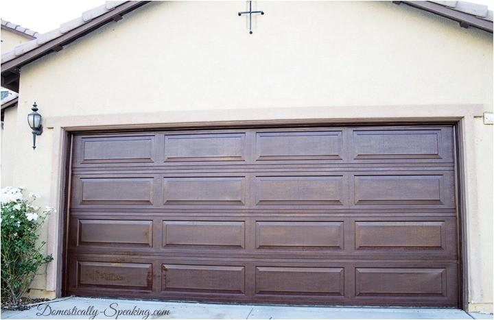 diy garage door makeovers