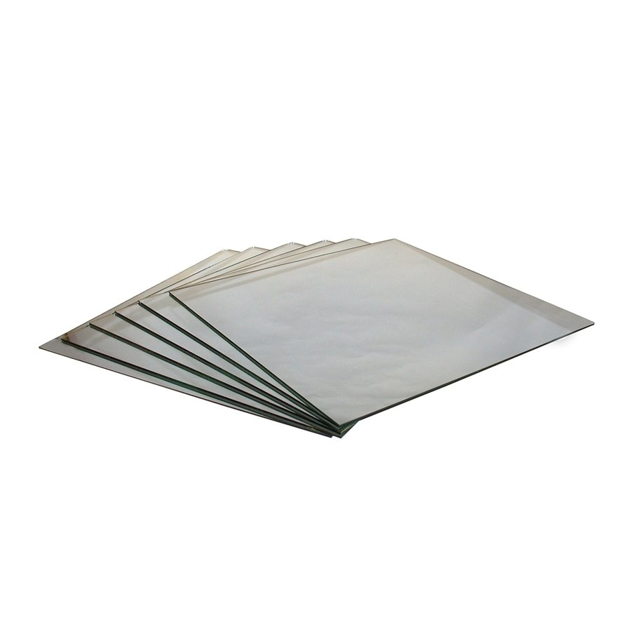Mirror Tiles 12×12 Lowes Style Selections 12 In X 12 In Polished Edge Wall Mirror