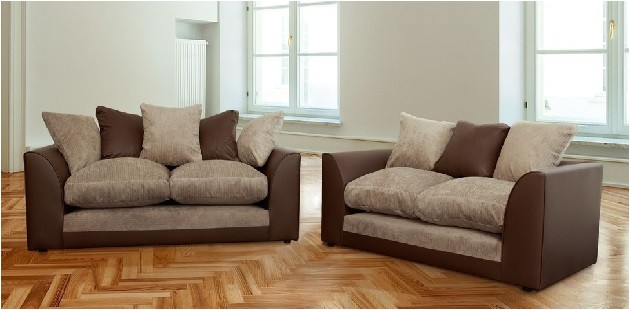 Mixing Leather sofa with Fabric Chairs Mixing Leather and Fabric sofas sofamoe Info