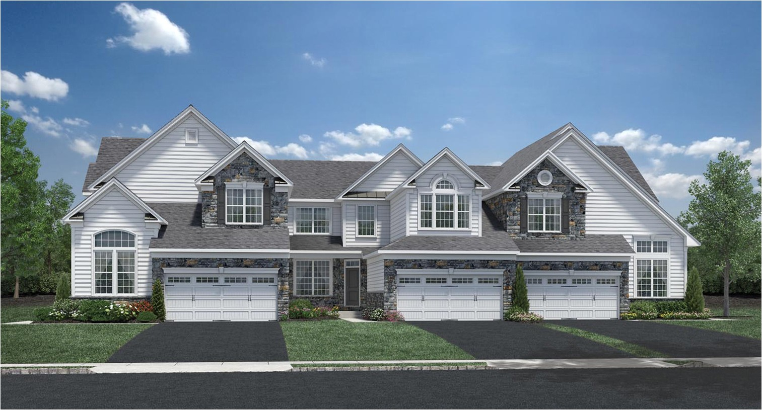 new construction homes plans in newtown square pa 2 232 homes newhomesource