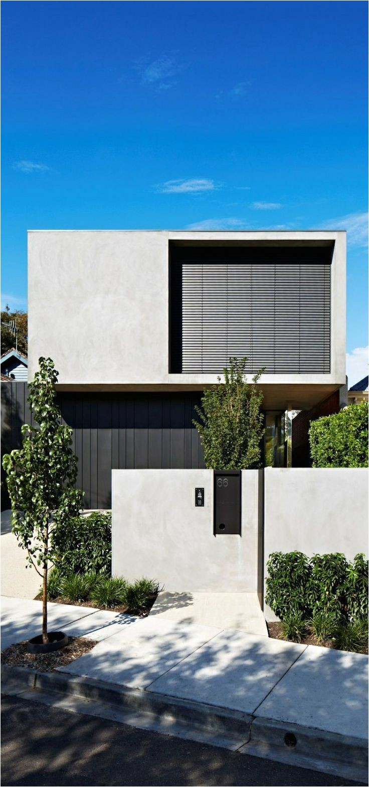 see how one small contemporary house can truly break monotony and boringness of traditional architecture and attract attention with its design