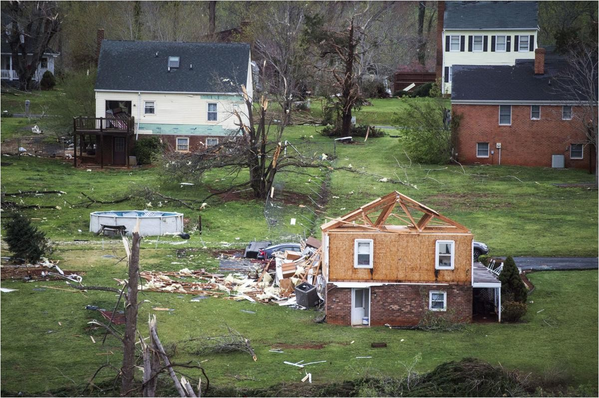 northam declares state of emergency for parts of western virginia after storms storms hurricanes pilotonline com