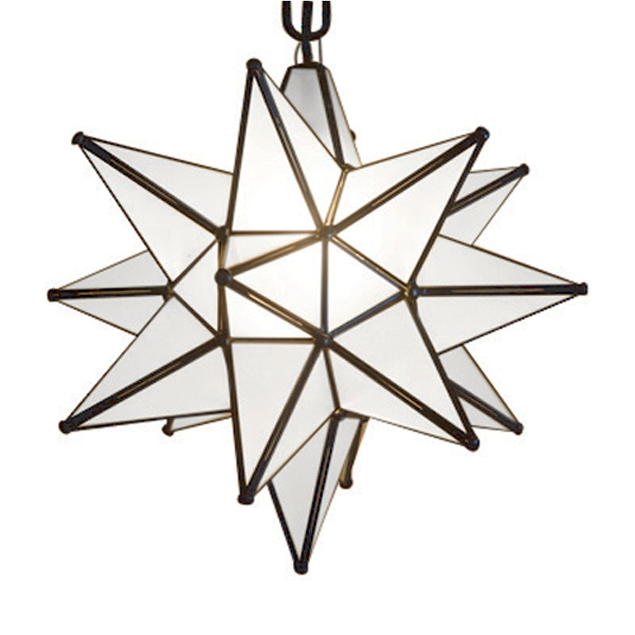 Moravian Star Light Lowes Shop Quintana Roo Moravian Star 15 In Bronze Plug In