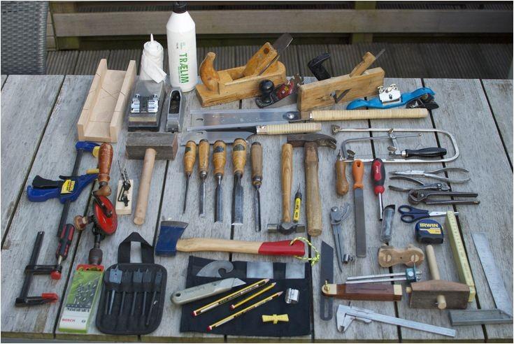 hand tools list