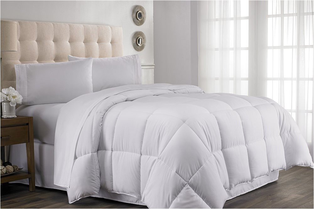 Most Fluffy Down Alternative Comforter 9 Best Down Alternative Comforters 2017