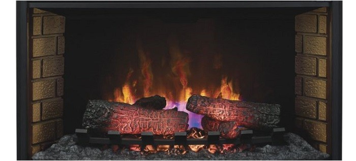 Most Realistic Electric Fireplace Insert top 4 Most Realistic Electric Fireplace Options In 2018