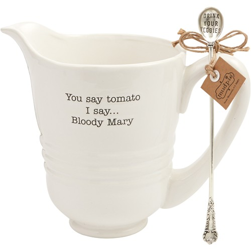 Mud Pie Bloody Mary Pitcher Mud Pie Bloody Mary Pitcher Set From Elizabeth 39 S