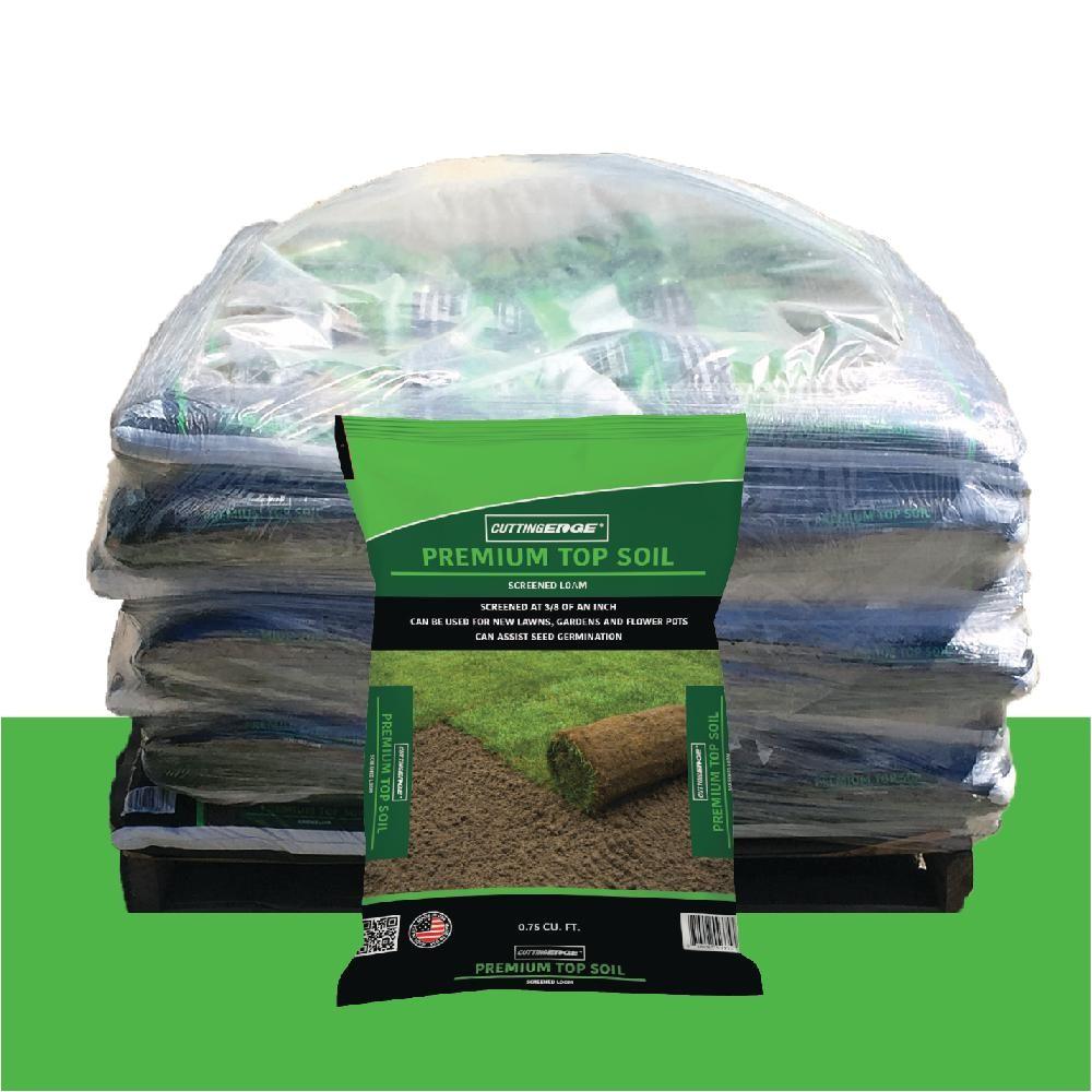 premium quality topsoil