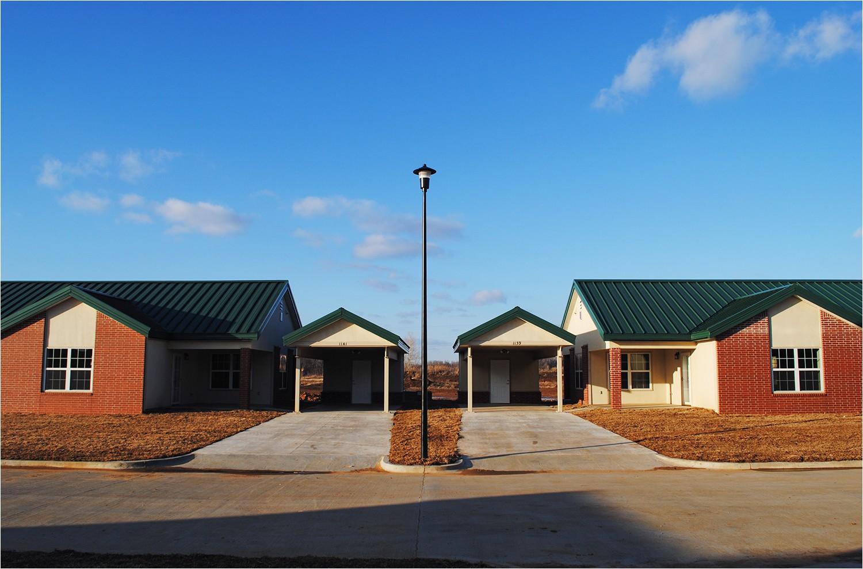 muscogee creek nation senior housing