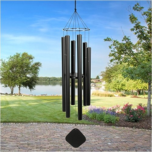 music of the spheres pentatonic alto 50 inch wind chime