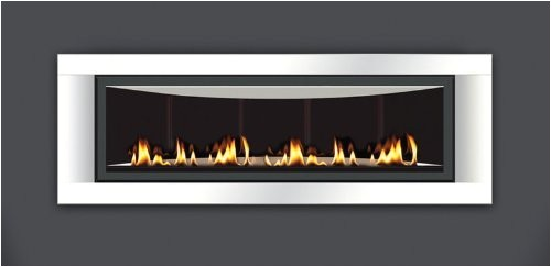 18777984 napoleon lhd50n2 fireplace vector 50 linear see thru natural gas direct vent 30 000 btu black