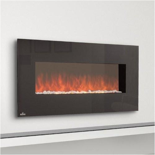 napoleon linear electric fireplace efl48