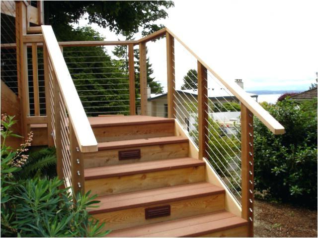 rope deck railing rope deck railing ideas deckers co unexpectedartglos