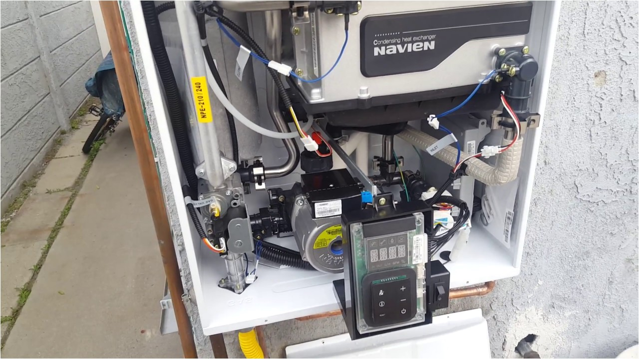 troubleshooting navien npe 240a internal recirculation pump