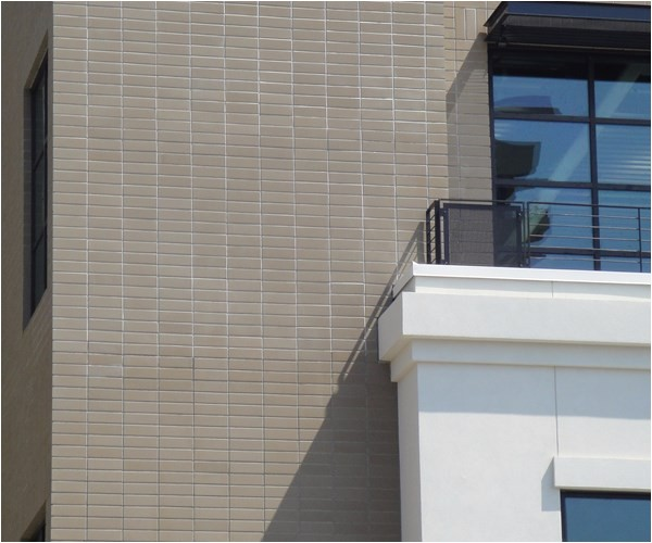 new architectural composite hits the market