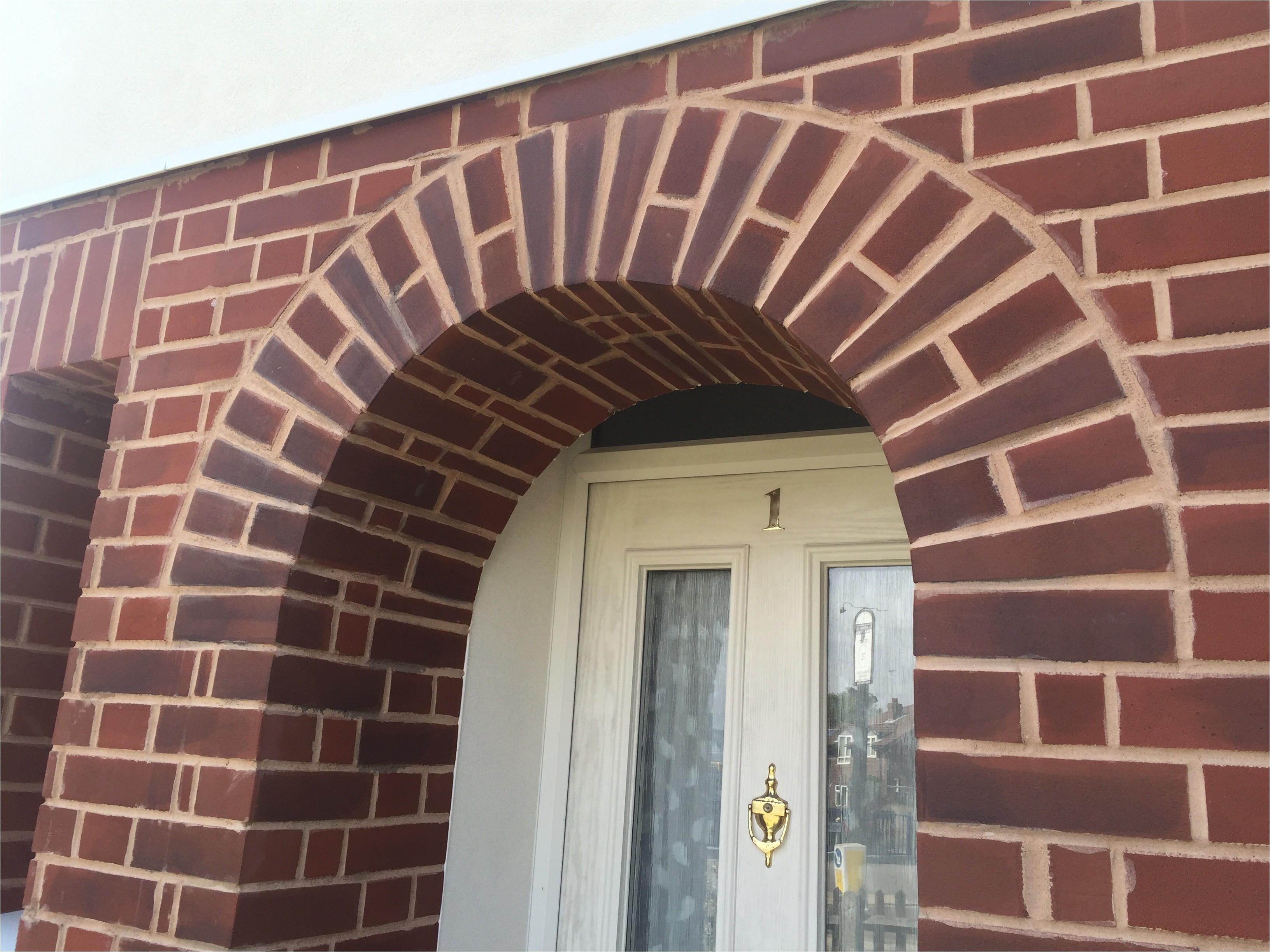 custom brick new brick
