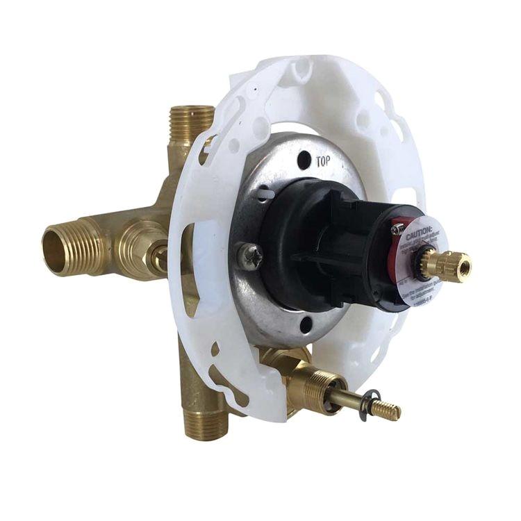 kohler k 11748 ks na rough in rite temp valve wdiverter stops