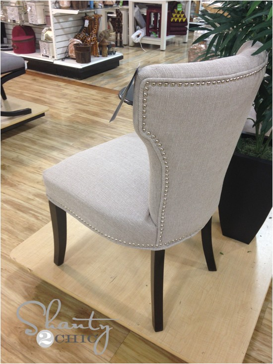 Nicole Miller Home Dining Chairs Homegoods Giveaway Shanty 2 Chic