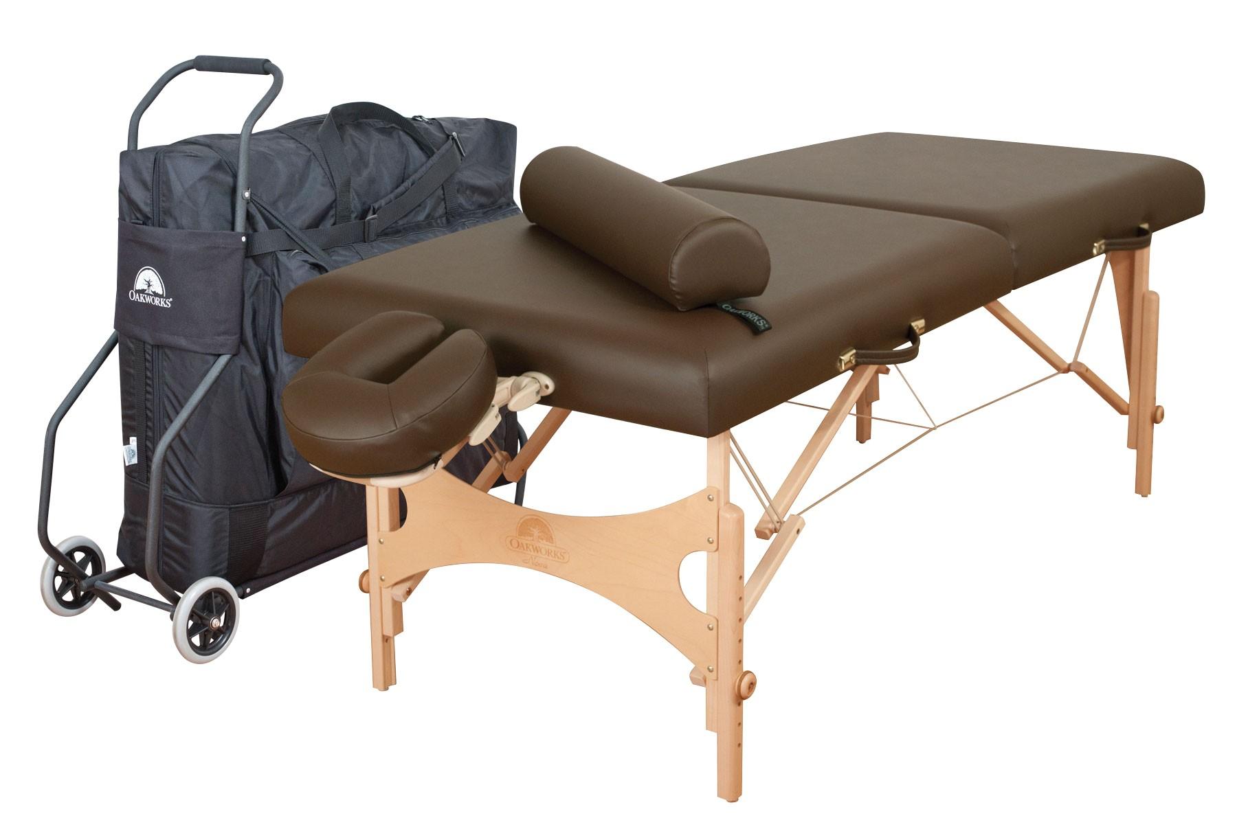 oakworks nova essential table package