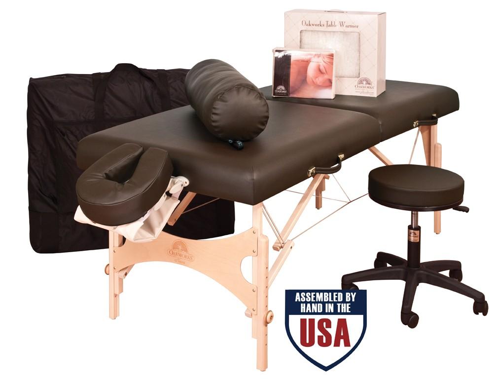 oakworks nova pro table package