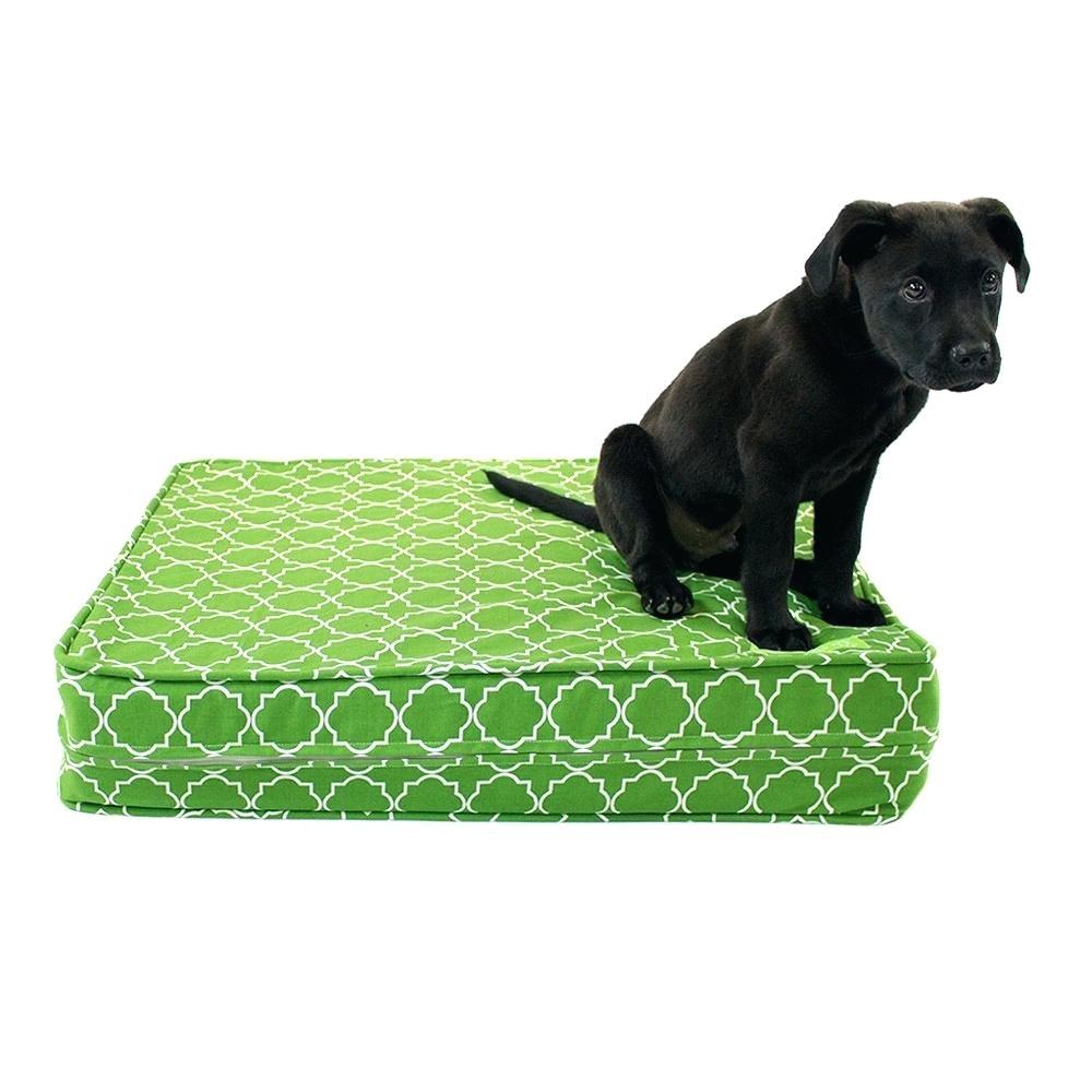 orvis bedside platform dog beds diy no sew dog bed tutorial 0bc12c5e6ea094e1