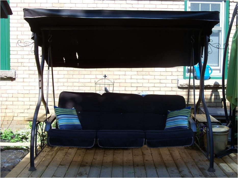 costco large patio swing daybed with canopy can deliver 25902246