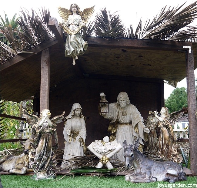 Awesome Nativity Set Costco Download Free Architecture Designs Jebrpmadebymaigaardcom