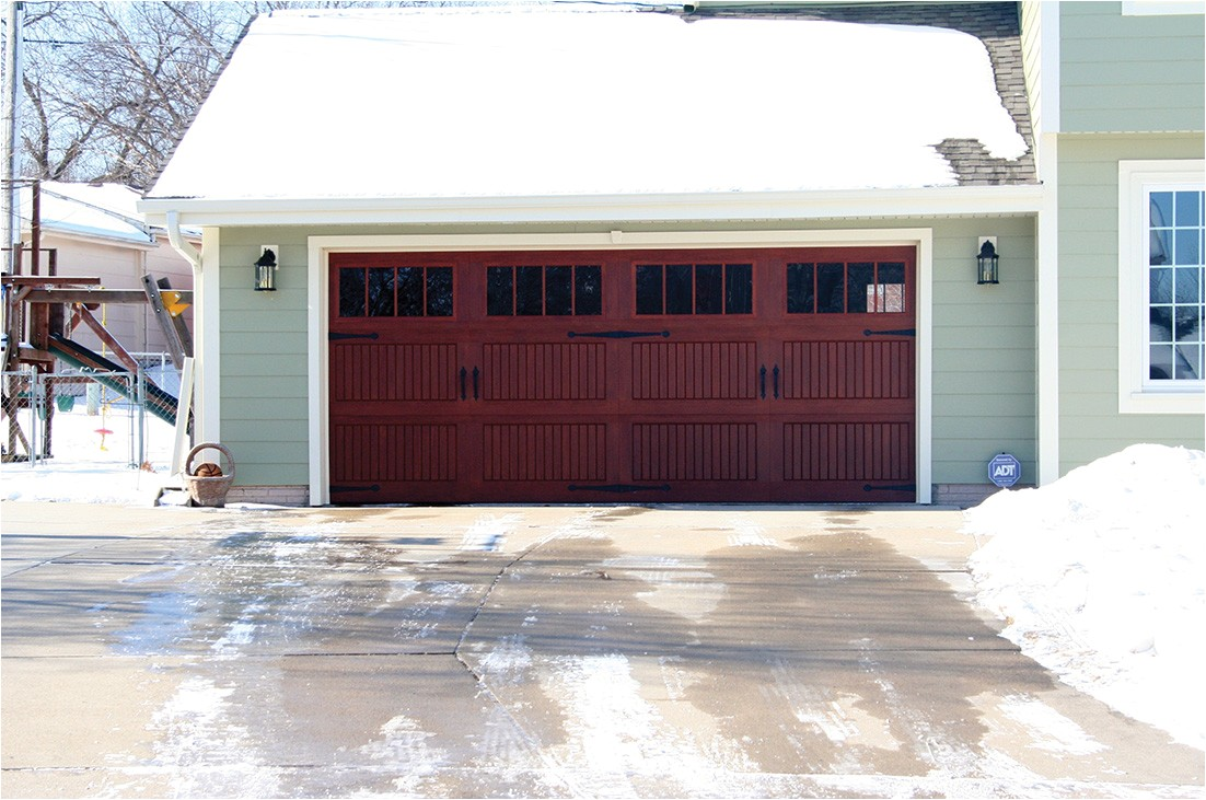 should i get an insulated garage door the benefits overhead door company of lubbock